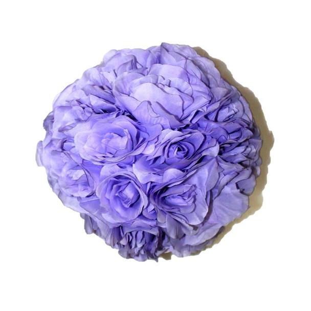 """10"""" Lavender Flower Ball"""