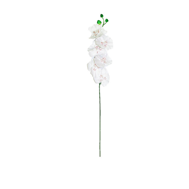 "24"" Silk Orchid White"