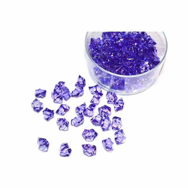 Purple Ice Rock