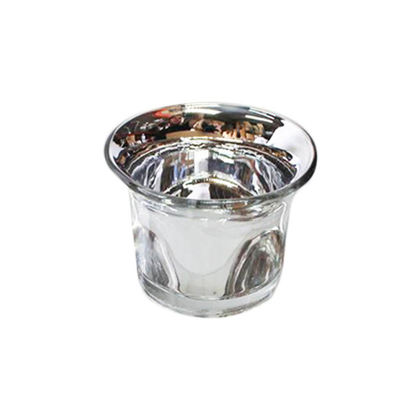 Silver Candle Holder 3 pcs