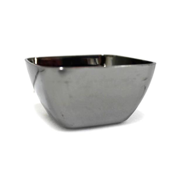 """1.25""""  Silver Mini Dessert Bowl 18 PCs/Pack"""