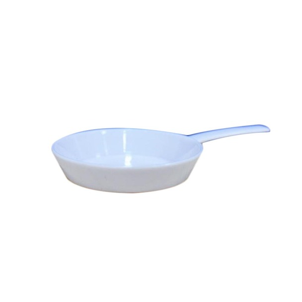 "1/2""  White Dessert Pan 24 PCs/Pack"