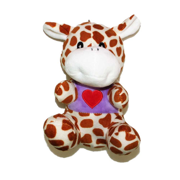 "8"" Sitting Giraffe"