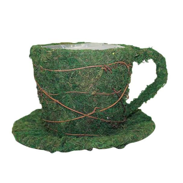 Moss Teacup