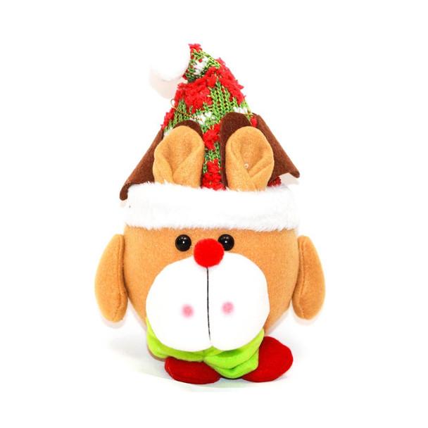 Reindeer Felt Christmas Decoration