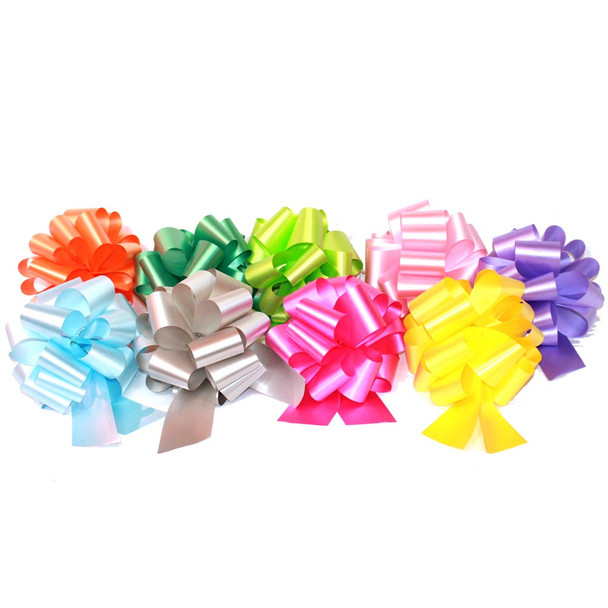 #40 Assorted Colors Pull Bow Ribbon