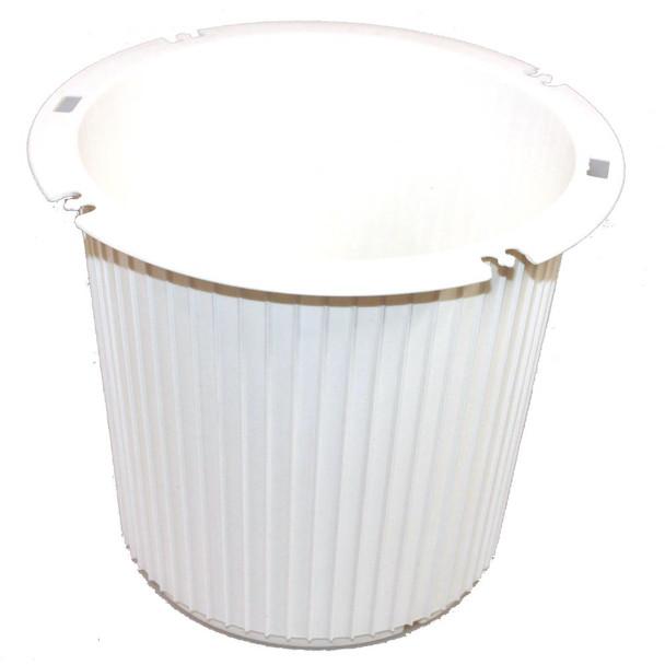 """7"""" Utility Plastic Bucket"""