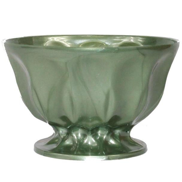 "6"" Sage Revere Plastic Bowl"