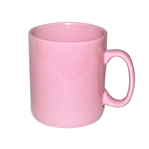 30oz Pink Ceramic Mug