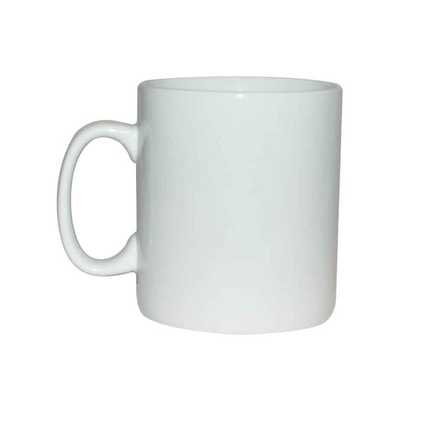 30oz White Ceramic Mug