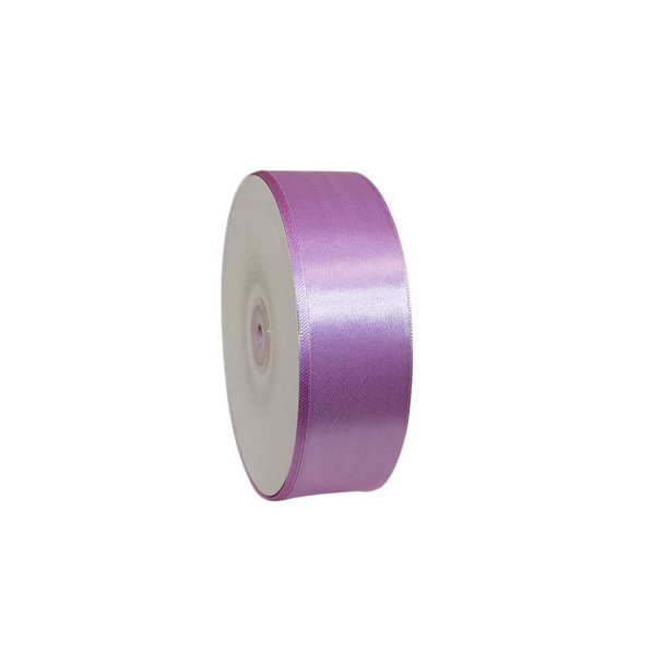 1.5'' Lavender Single Face Satin Ribbon