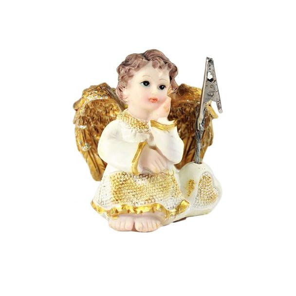 "3""  Angel  Card Holder"
