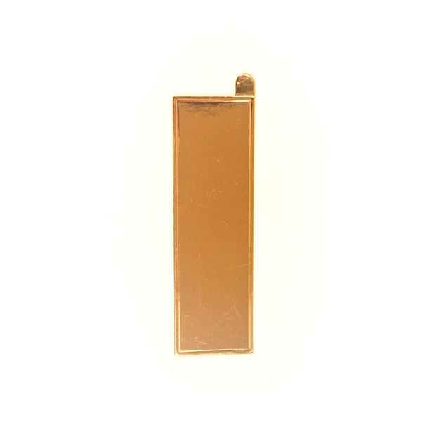 """5"""" Gold Mini Dessert Pad"""