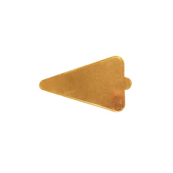 Gold Mini Dessert Pad