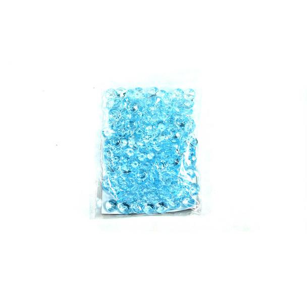 Blue Acrylic Diamonds