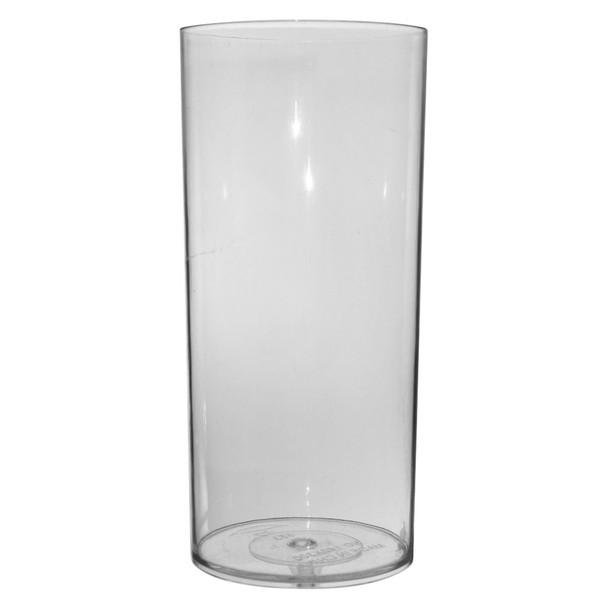 23.75''H Clear Acrylic Cylinder Vase