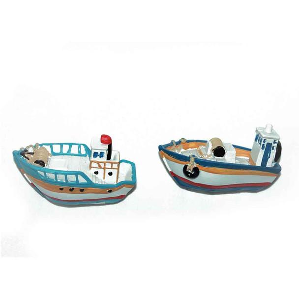 "4"" Fishing Boats"