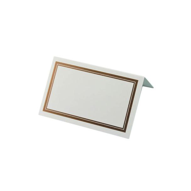 Gold Frame Card