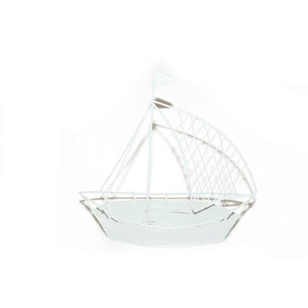"""8.5""""  Small Wire  Boat"""