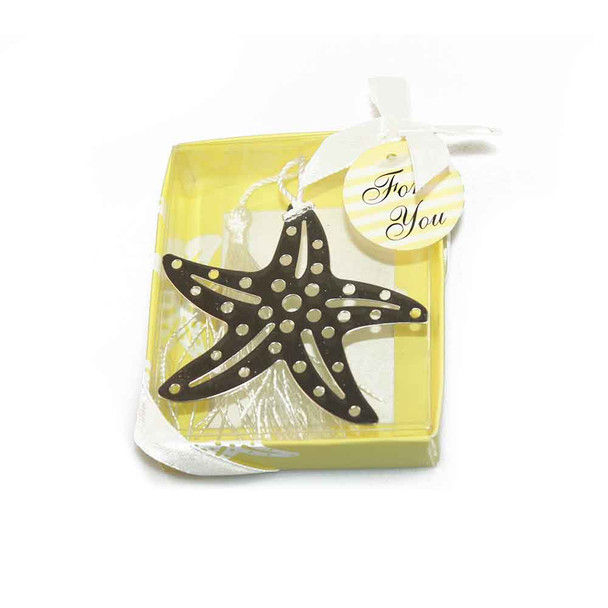 "3"" Star Bookmark"