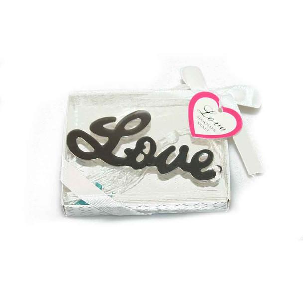"3.5"" Love Bookmark"