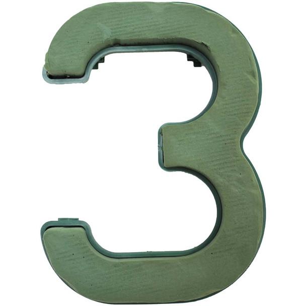 """12"""" Fresh Floral Foam Number """"3"""""""