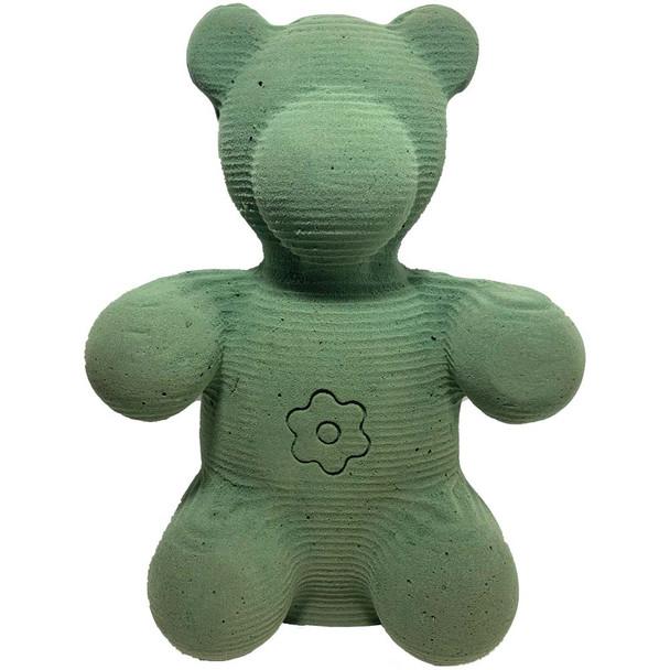 """12"""" Teddy Bear Fresh Floral Foam"""