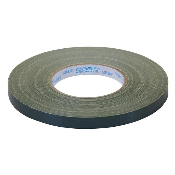 "1/2"" Oasis Waterproof Floral Tape - Green"