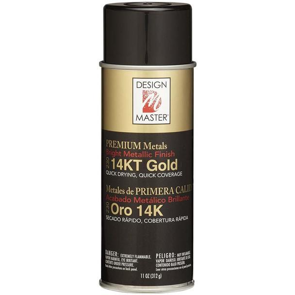 14KT Gold Color Spray
