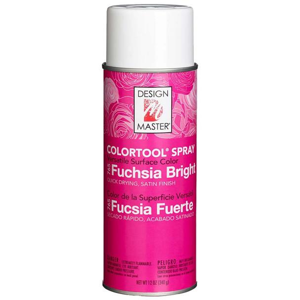 Fuchsia Bright Color Spray
