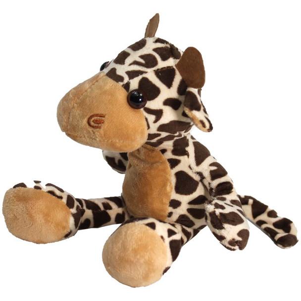 "8"" Giraffe Stuffed Animal"