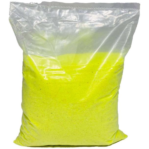 Yellow Fine Decorative Sand - 35oz