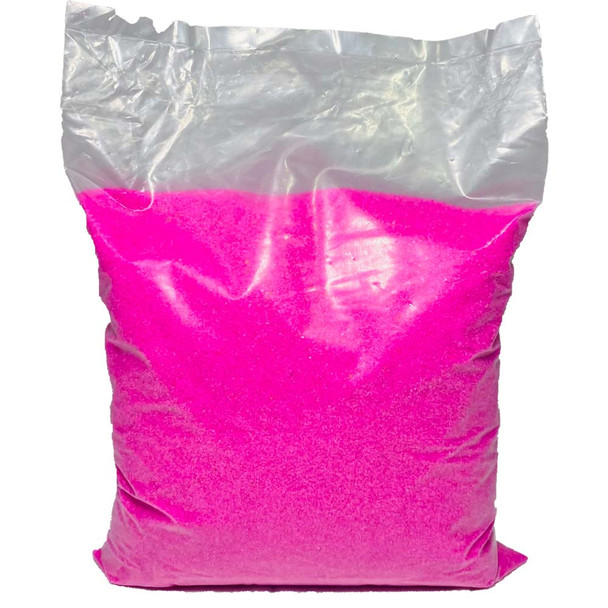 Fuchsia Fine Decorative Sand - 35oz