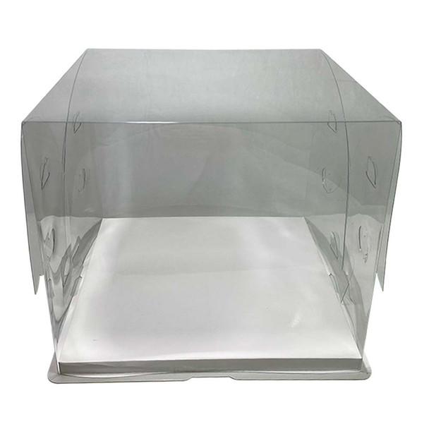 "13"" Acrylic Clear Display Box"