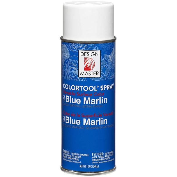 Blue Marlin Color Spray
