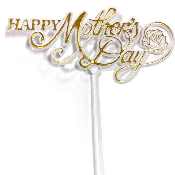 """12"""""""" Mother's Day Picks - 12 Pieces Gold"""