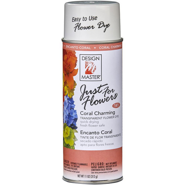 Coral Charming Translucent Color Spray