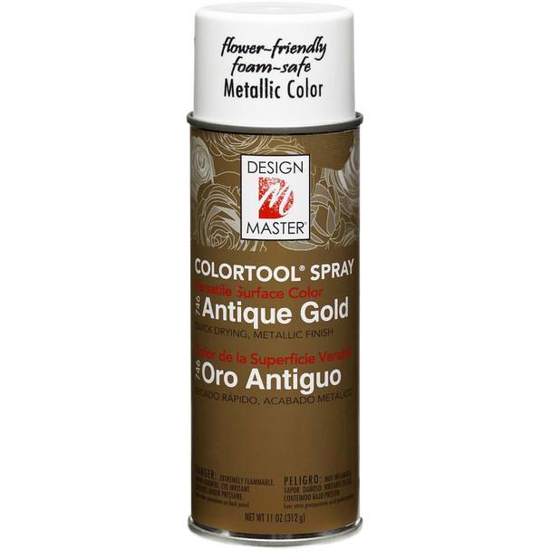 Antique Gold Color Spray