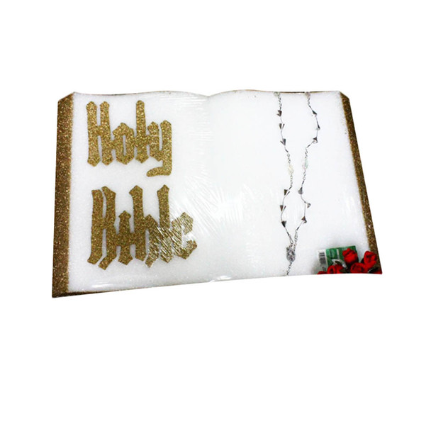 """24"""" Gold Edged Bible"""