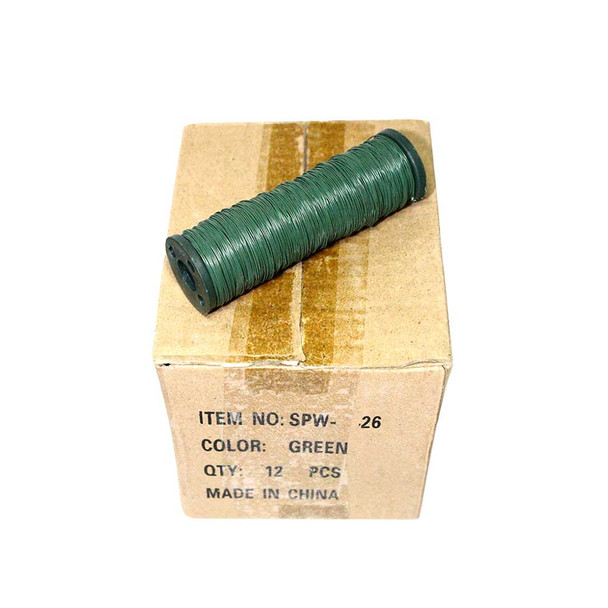 26 Gauge Green Spool Wire