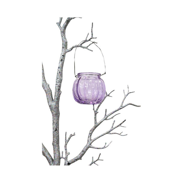 "3"" Lavender Hanging Cup Candle Holder"