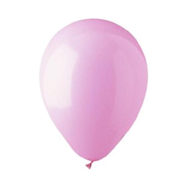 """12"""" Standard Pink Balloons"""