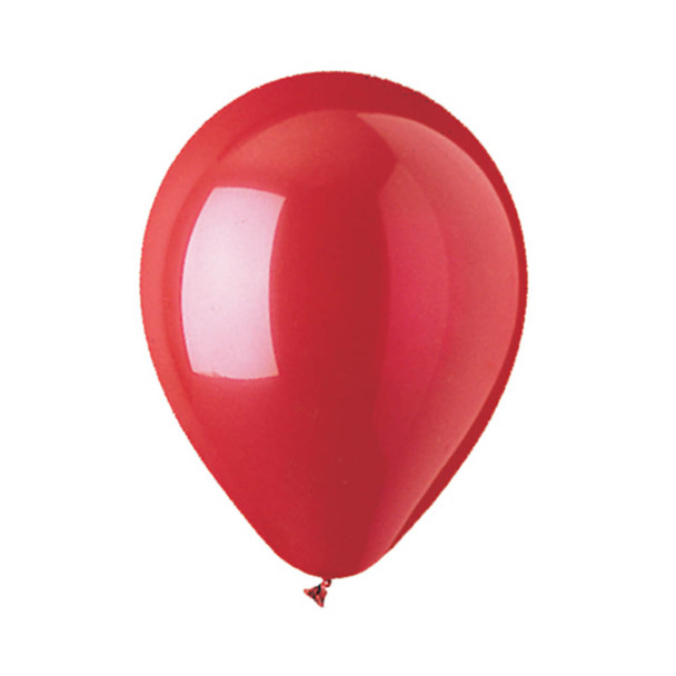 """12"""" Standard Red Balloons"""