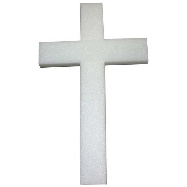 "30"" Styrofoam Cross"