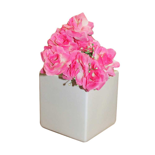 Pink Mini Rose Bunch
