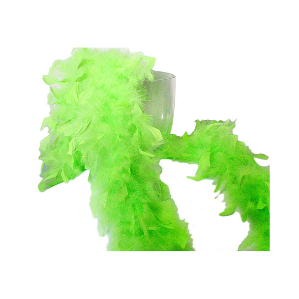 Apple Green Boa