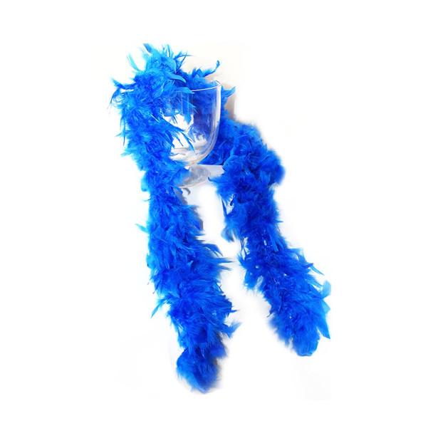 Royal Blue Boa