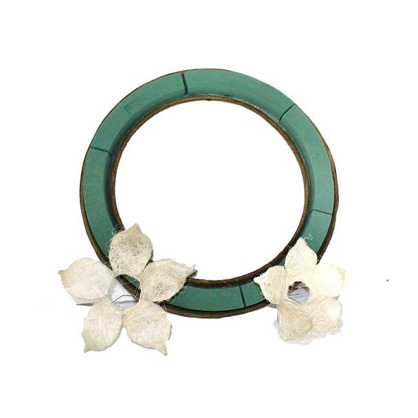 "22"" Oasis Mache Wreath"