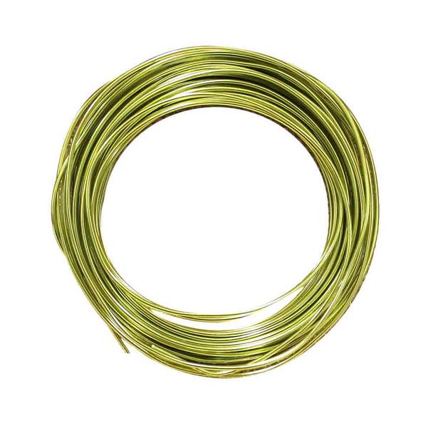 Apple Green Decorative Wire