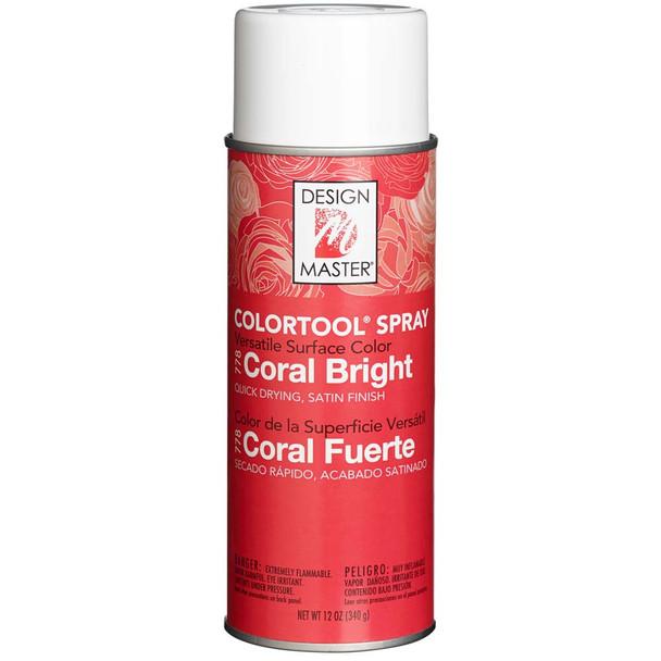 Coral Bright Color Spray